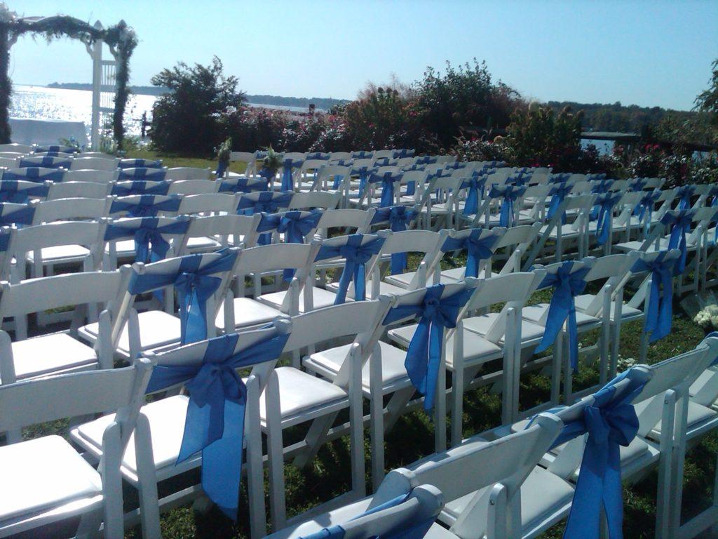 Outdoor Weddings in Maryland