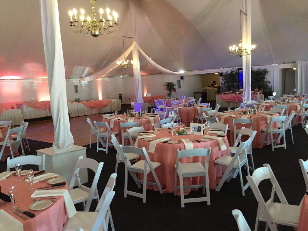 Wellwood Pavilion weddings in Maryland