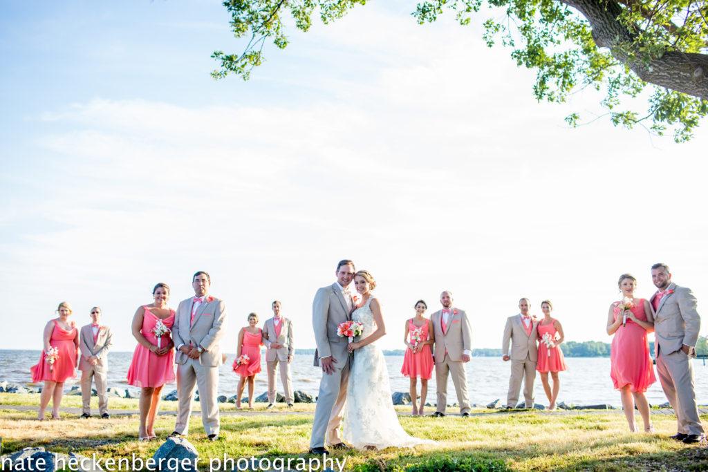 Waterfront Weddings Charlestown MD