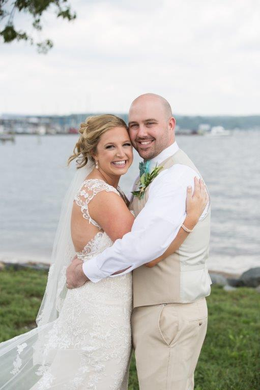 Amber Ryan waterfront Wedding northeast MD (12)