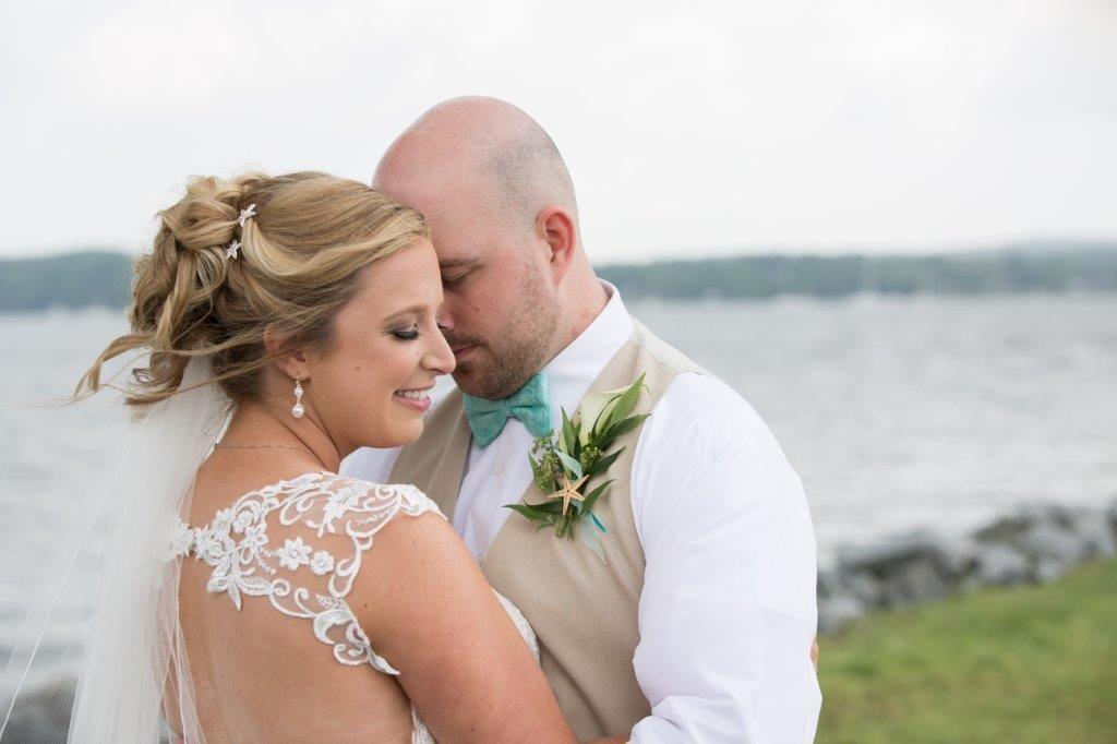 Amber Ryan waterfront Wedding northeast MD (13)