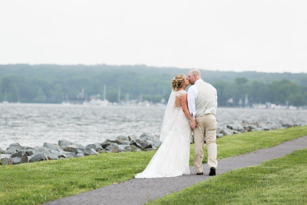 Amber Ryan waterfront Wedding northeast MD (14)