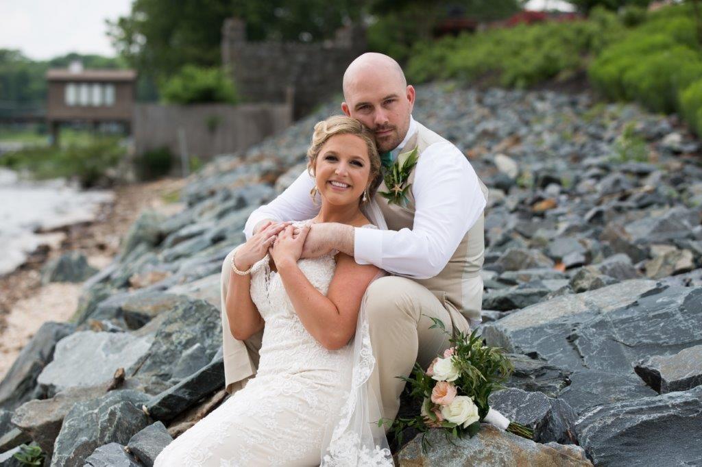 Amber Ryan waterfront Wedding northeast MD (15)