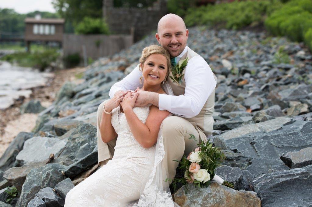 Amber Ryan waterfront Wedding northeast MD (16)