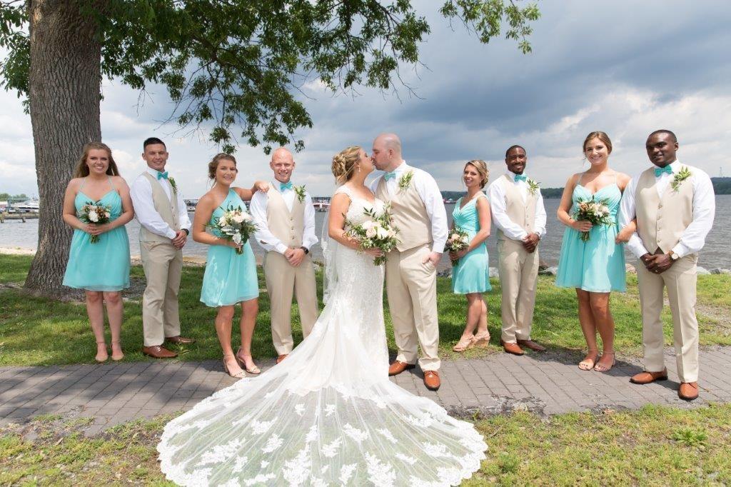 Amber Ryan waterfront Wedding northeast MD (17)