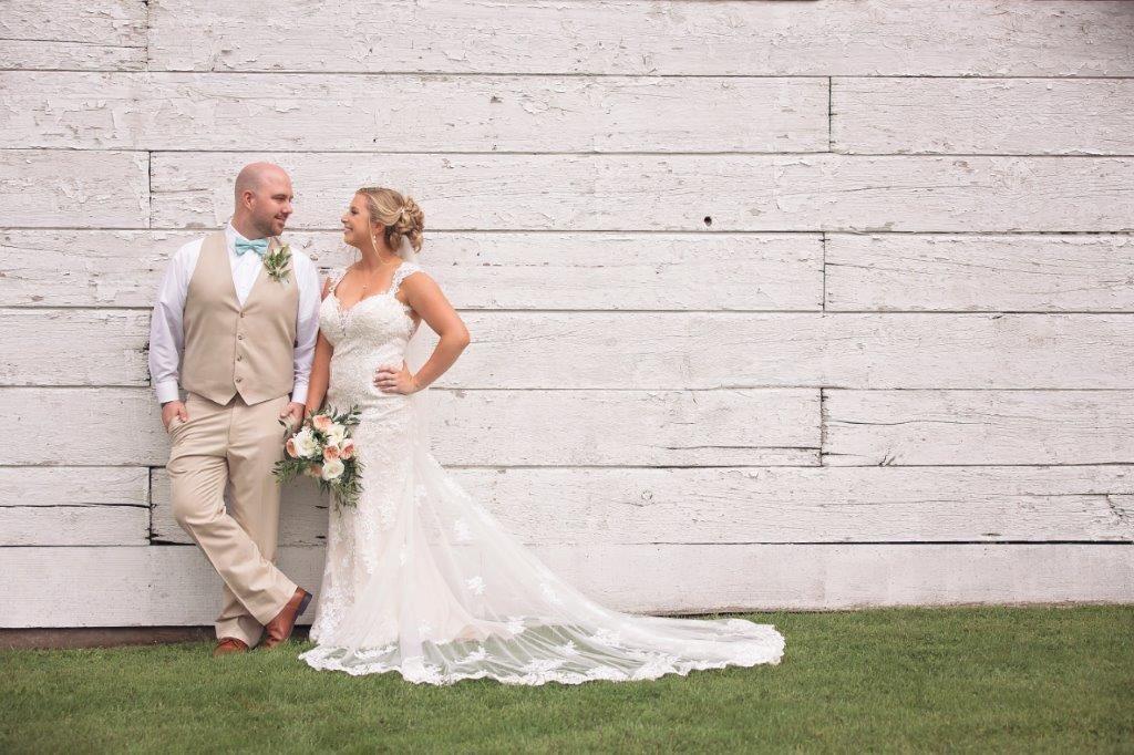 Amber Ryan wedding at The Wellwood MD