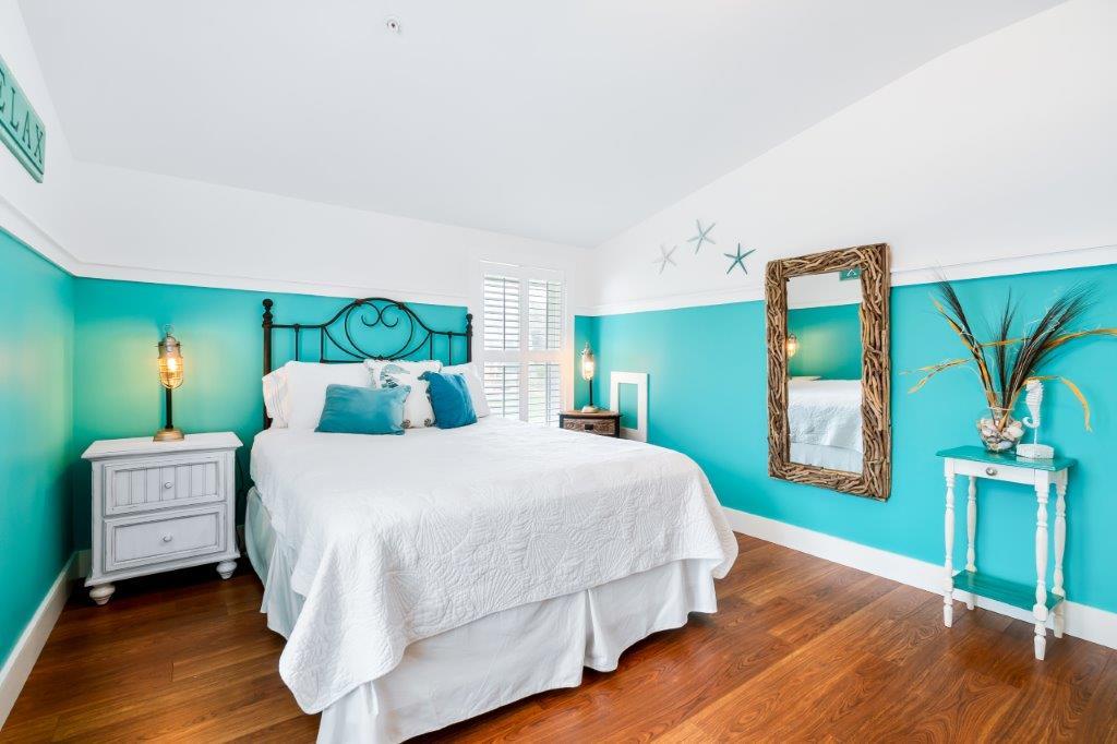 Key West Cottage bedroom 2
